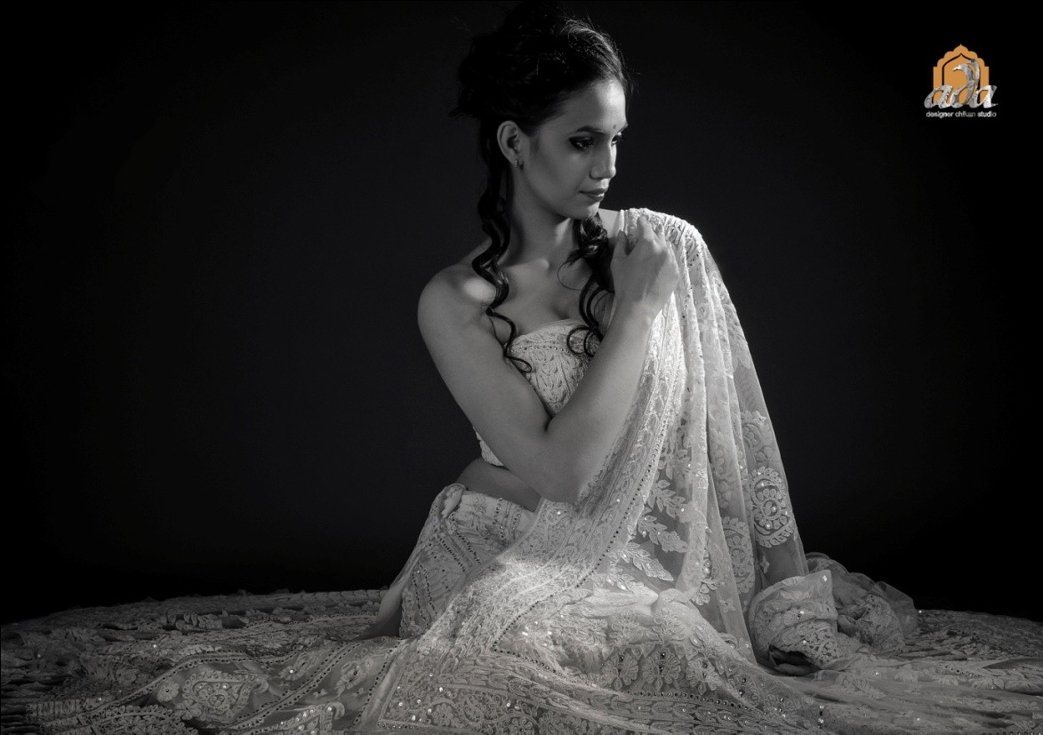 Chikan Dresses Online India